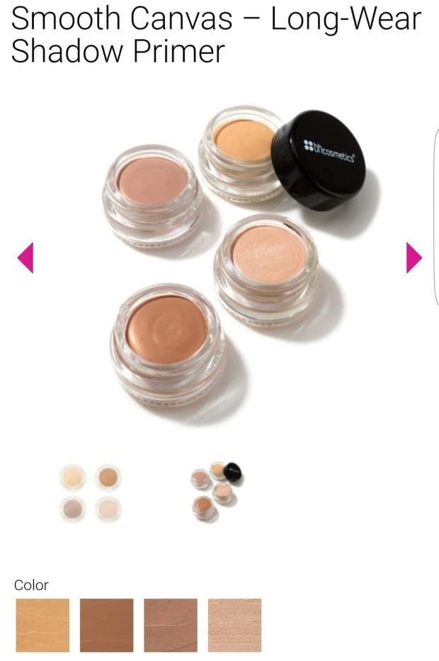 Smooth Canvas Long Wear Shadow Primer by BH Cosmetics #9